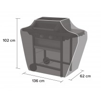 BBQ Classic Cover M (2 series)