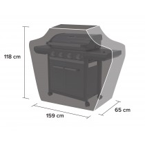BBQ Classic Cover XL ( 4 series)